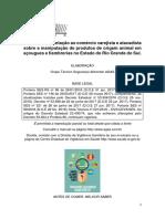 cartilha orientação sobre manipulação de produtos de origem animal 23.05