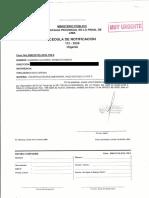 Disposición fiscal 13 MAR 2020 - 35° FPPDL - Carpeta fiscal 199-2020