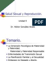 E. SEXUALIDADSalud Sexual y Reproducción UNIDAD 5