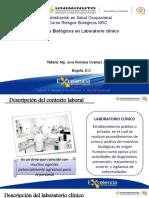 LABORATORIO CLÍNICO GRUPO 4.2