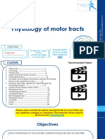 5. Physiology of Motor Tracts