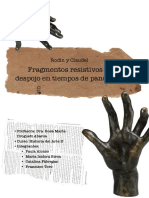 Claudel y Rodin. Estética UC