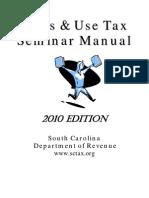 2010SalesTaxSeminarManual