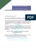Manual Estudiantes Vanguardia