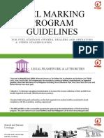 FUEL MARKING PROGRAM GUIDELINES.pptx