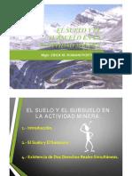 5.- SUELO Y SUBSUELO