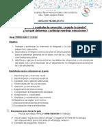 Guía 6 de Preesc y I Ciclo EMOC