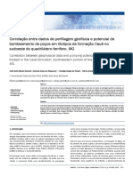 Artigo 4 - Correlação entre dados de perfilagem geofísica e potencial de bombeamento de poços em litotipos.pdf