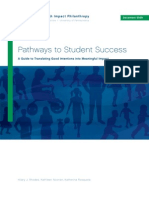 Pathways to Student Success