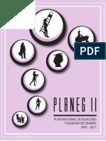 PLANEG  II