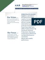 Romar Product proposal 2020 (1)