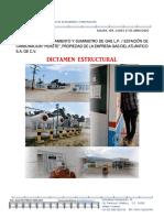 Dictamen Estructural_Estación Perote