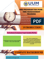 HRD - TIME MANAGEMENT.pptx
