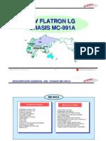 3585887 Lg Training Tv Flatrom Chasis Mc991a