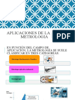 44-APLICACIONES DE LA METROLOGIA