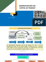 Administración Capital de Trabajo W.NUÑEZ