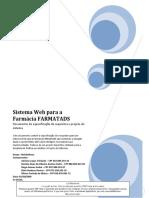 Sistema Web para a Farmácia FARMATADS
