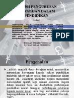 TP60304 PENGURUSAN KEWANGAN DALAM PENDIDIKAN