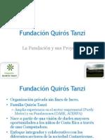 Fundación Quirós Tanzi