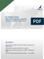 5. Elemen PQS - Management Review