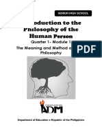 Copy of Philo_Mod1-Q1 Introduction to the Philosophy of the Human Person v3.pdf