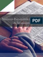 Subsidio da Lição 6 - Neemias Reconstrói os Muros de Jerusalém