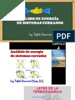 Capítulo 04 Análisis de nergía en sistemas cerrados PPT.pdf