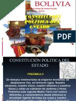 1. Constitución Política del Estado I
