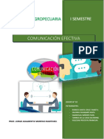 Actividad 05 - Comunicacion efectiva