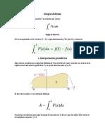 Área Bajo La Curva y Método Del Disco Para Cálculo de Volumen