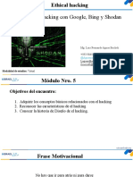 S5-Hack-Hacking con Google Bing y Shodan P1