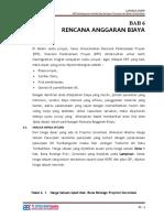 06. Bab 6 Akhir - Rencana Anggaran Biaya - Tombulilato 2017 - Angkut (Rev Baru)