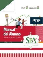 Manual del Alumno - Primero de Secundaria