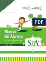 Manual del Alumno - Primero de Primaria
