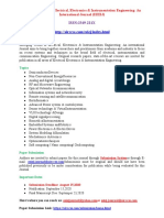 Emerging Trends in Electrical, Electronics & Instrumentation Engineering