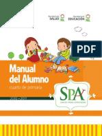 Manual del Alumno - Cuarto de Primaria