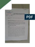 Escrito a Desarrollo Social GORELI Huaringa de Huarochirí
