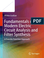 Fundamentals of Modern Electric Circuit Analysis and Filter Synthesis_ A Transfer Function Approach ( PDFDrive.com ).pdf