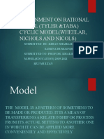 ASSIGNMENT ON RATIONAL MODEL (TYLER &TABA.pptx