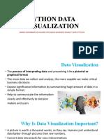 Visualization - Python Data Analysis