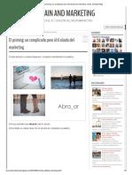 El priming_ un complicado pero útil aliado del marketing - Brain and Marketing