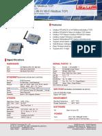 Data Sheet of EX9134C-2MTCP EX9486CWMTCP(500M)(20200213)Final