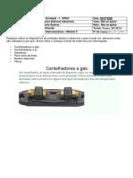 Atividade 1 - Instalações Elétricas Industriais -SPDA- Renato Almeida