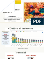 Update Management of COVID-19