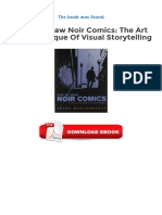 How To Draw Noir Comics The Art And Technique Of Visual Storytelling PDF.pdf