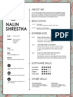 Resume_Nalin Shrestha_2019