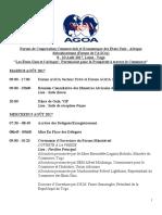 Programme du Forum AGOA - 6 Août 2017 - Version Française.pdf