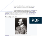 Holmes aficionados refer to the period from 1891 to 1894