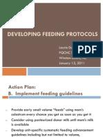 PQCNC Human Milk NCCC Track LS 1 Feeding Protocols