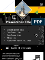 026 Fermi-Telescope Presentation Template By MyFreePPT